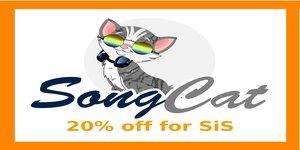 SongCat Summer Sale!